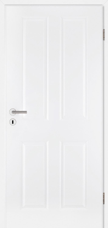pr m classic ck4 weisslack exklusiv t relement stil t ren pr m innent ren abc parkett24. Black Bedroom Furniture Sets. Home Design Ideas