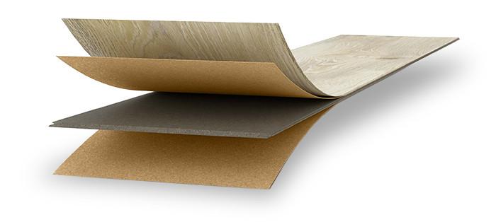 Meister Designboden MeisterDesign. flex DD 600 S - DB 600 S Aufbau