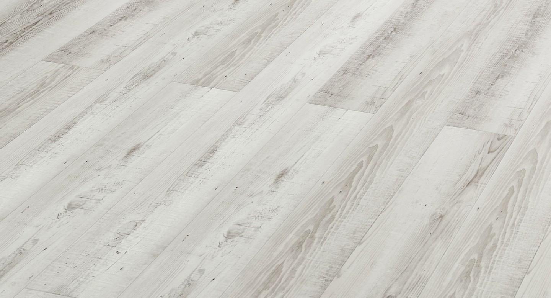 Wineo 400 Wood Moonlight Pine Pale Grobe Holzstruktur
