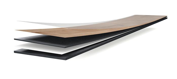 Pergo Vinyl Optimum Glue Aufbau