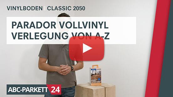 Parador Vinyl Classic 2050 Eiche Royal Weiß Gekälkt Gebürstete ...