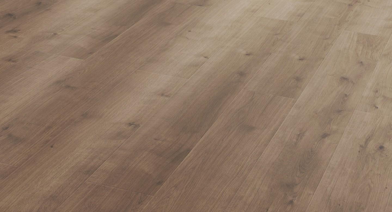 Parador Designboden Modular One Eiche Pure Perlgrau Holzstruktur Landhausdiele M4v
